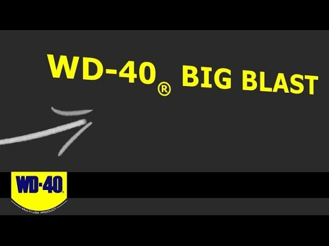 How To Cover Large Areas With WD-40® Multi-Use Product