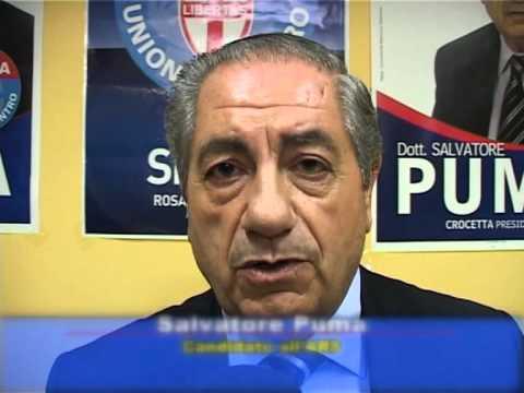 Favara. Inaugurato il comitato elettorale del candidato UDC dott. Salvatore Puma.