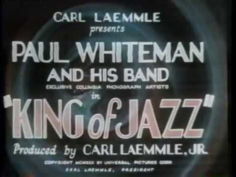Opening To King Of Jazz 1983 VHS [True HQ]