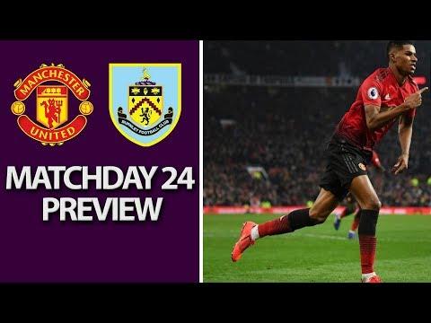 Video: Man United v. Burnley | PREMIER LEAGUE MATCH PREVIEW | 1/29/19 | NBC Sports