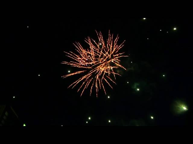 Fireworks for 3000 GEL (Adjara)