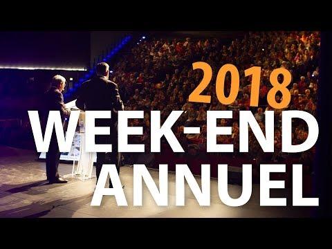 Week-End Annuel 2018 Portes Ouvertes