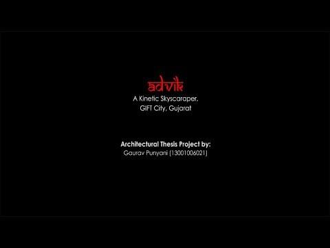 Advik -  A Kinetic Skyscraper