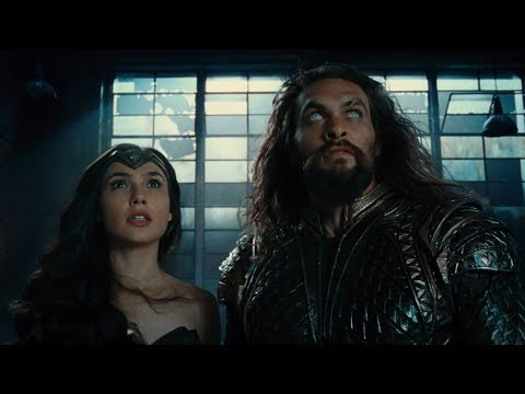 JUSTICE LEAGUE Official Heroes Trailer