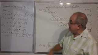 Algebra Intermedia - Lección 20 - A (fectorización De Binomios Especiales)