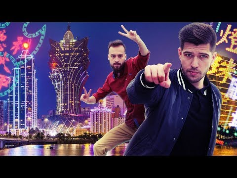 Китай построил свой Лас-Вегас с казино и пандами  [ Пора Валить в Макао ] - DomaVideo.Ru