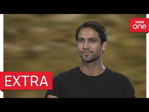 Luke Pasqualino on the lovable rogue Elvis - Our Girl: Series 2 - BBC One