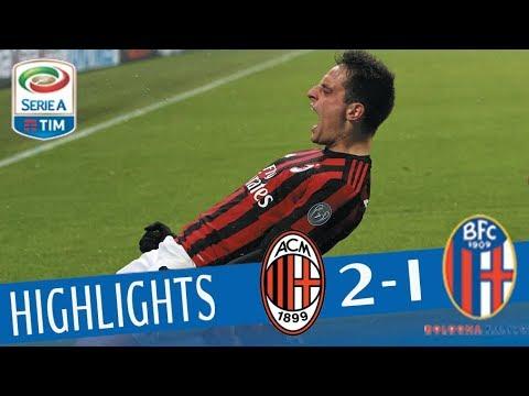 Milan - Bologna 2-1 - Highlights - Giornata 16 - Serie A TIM 2017/18