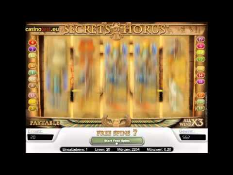 Secrets of Horus Video