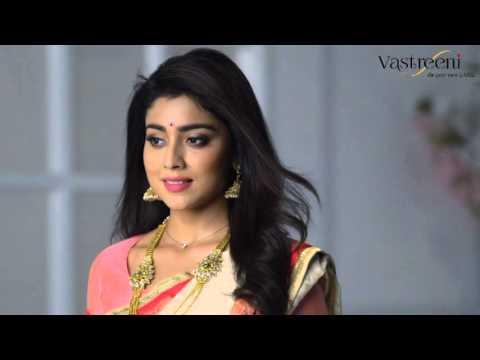 Vastreeni Swarn Silk Sarees Presented By Shriya Saran - Saptrangi