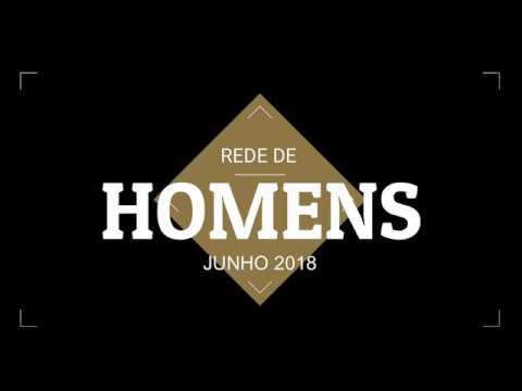 REDE DE HOMENS - JUNHO 2018
