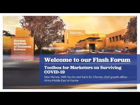 Toolbox for Marketers on Surviving COVID-19