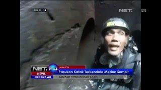 Video 12 Pasukan Katak TNI AL Diterjunkan Untuk Memerikasan Sampah Pelapis Kabel - NET24 MP3, 3GP, MP4, WEBM, AVI, FLV Desember 2017