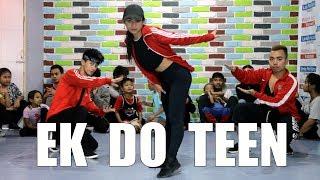 Video Ek Do Teen Song | Baaghi 2 | WeDance Academy, Manipur MP3, 3GP, MP4, WEBM, AVI, FLV Mei 2018