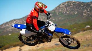 3. Racer X Films: 2020 Yamaha YZ250F Intro