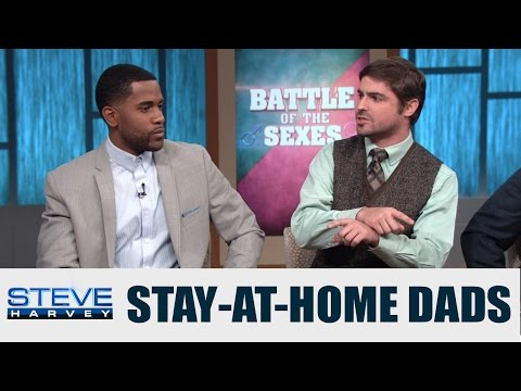 Battle of the Sexes: Are stay-at-home dads