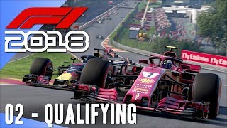 F1 2018 Multiplayer w/ Beef & Cone [03] Don't Rush Me!