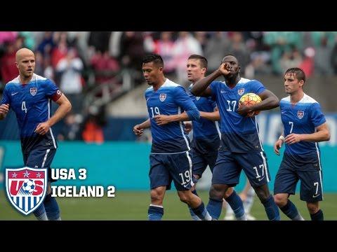 MNT vs. Iceland: Highlights - Jan. 31, 2016
