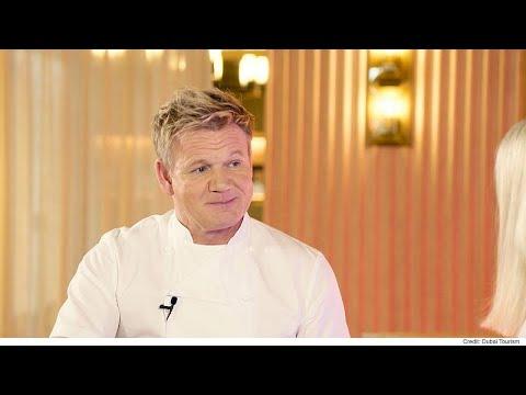 Ο Γκόρντον Ράμσεϊ στο Euronews