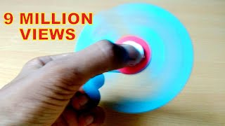 Video How To Make Fidget Spinner at Home Without Bearings MP3, 3GP, MP4, WEBM, AVI, FLV November 2017