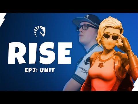 How Chap Qualified for a $1.5 Million Fortnite Final | Team Liquid Rise EP7: UNIT (видео)