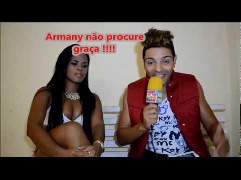 Armany Com Celebridades mulher jambo resposta M.abobora
