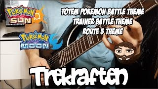 VIDEO: Pokémon Sun & Moon - Guitar Medley