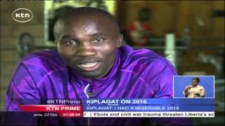 2010 Commonwealth Champion Silas Kiplagat Embraces Gym Work In Road To Rio Preps