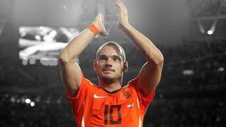 Die besten Momente in der Karriere des Wesley Sneijder