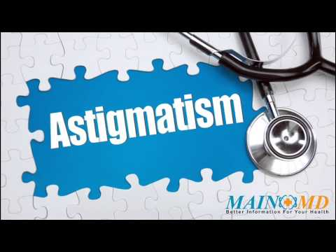 how to cure astigmatism