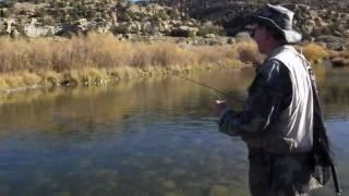 Video San Juan River Nymph Fly fishing, subltle strikes, Andy Kim sight fishing Fuji HS 10 MP3, 3GP, MP4, WEBM, AVI, FLV Agustus 2018