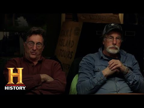 The Curse of Oak Island: BIG DECISION ON BIG EXCAVATION (Season 7) | History