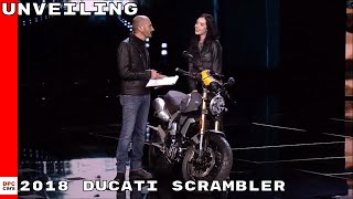 8. 2018 Ducati Scrambler 1100 Special & Sport Unveiling