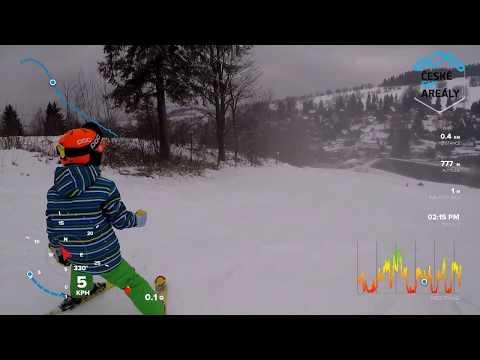 (cz) Ski Buková Hora modrá 3 2018
