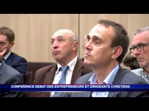 Les Entrepreneurs et Dirigeants chrétiens se réunissent au Novotel