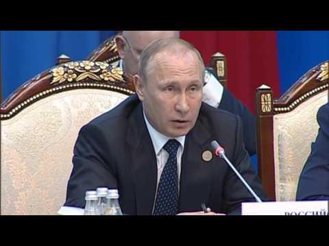 Путин поставил на место украинскую делегацию (видео)