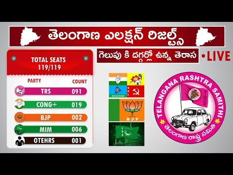 Watch Telangana Election Counting Live || TFC NEWS LIVE