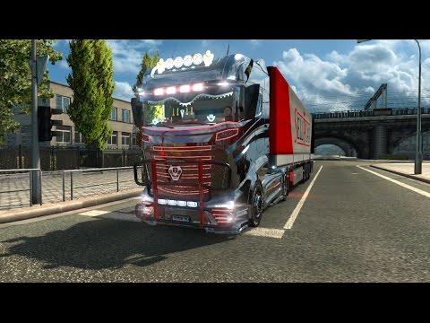 Scania R1000 v3.0