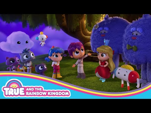 True Saves the Rainbow Kingdom from Forever Frost | True and the Rainbow Kingdom Winter Wishes