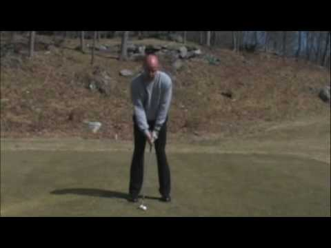 Rob Labritz: PGA Professional golfer and instructor gives tips on Low Pitch shot