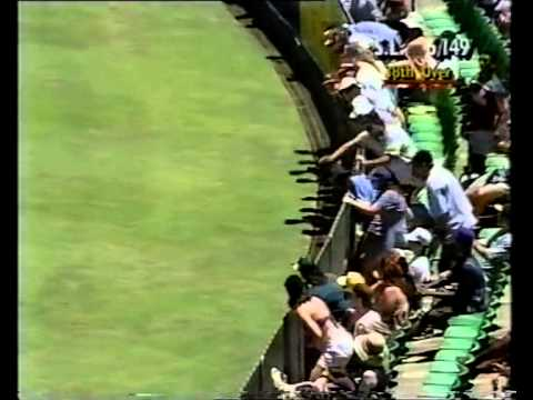 Roshan Mahanama 51 vs West Indies, Perth, 1995/96