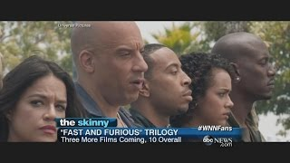 Nonton Vin Diesel Reveals Plans for 'Fast & Furious' Trilogy  | ABC News Film Subtitle Indonesia Streaming Movie Download