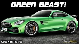 NEW Mercedes-AMG GT-R, Aston Martin Vantage GT12 Roadster, Lambo Aventador Miura - Fast Lane Daily by Fast Lane Daily