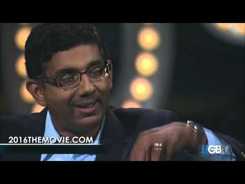 d'souza - 2016: OBAMA'S AMERICA Movie by Dinesh D'Souza with Glenn Beck: DVD IS OUT OCT. 16: http://www.bit.ly/2016dvd -- For Dinesh's Books
