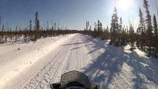 8. 800 Skidoo's vs. 800 Rush ProR In Quebec!