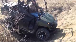 9. Polaris Ranger 500EFI & sportsman 850EFI