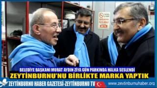 Başkan Murat Aydın Gitiği Her Sokakta Mini Miting Yapıyor