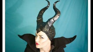 How To Make A Maleficent Headpiece!