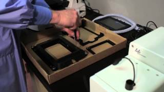 EVOS FL Auto Cell Imaging System with Onstage Incubator unboxing mp4