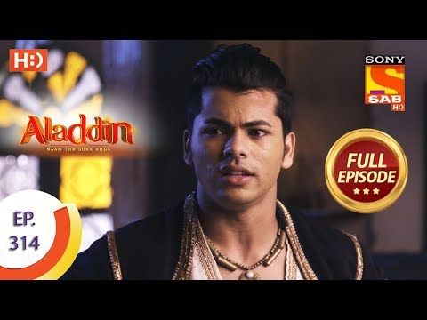 Aladdin - Ep 314 - Full Episode - 29th October, 2019